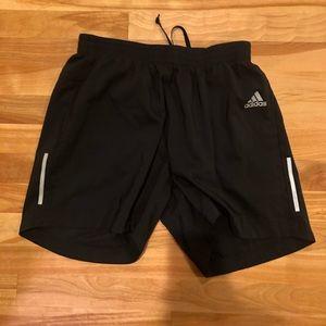 Adidas running short - medium